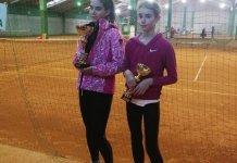 Na terenima Teniskog kluba Vinkovci održano je Dvoransko otvoreno prvenstvo Vinkovaca za dječake i djevojčice do 14 godina.