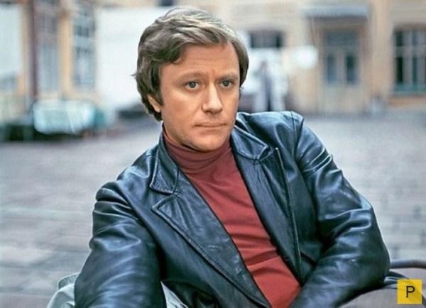 Самые красивые и обаятельные актеры-мужчины советского ...