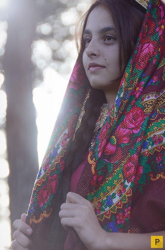 Таджикские девушки из социальных сетей (19 фото)