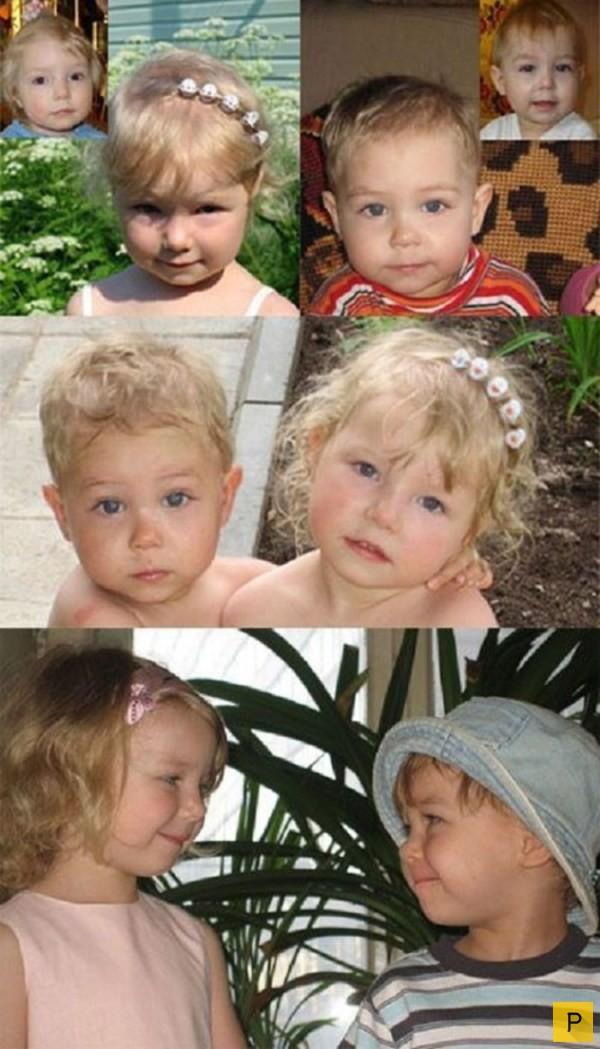 Дети в детдоме и в приемной семье (29 фото)