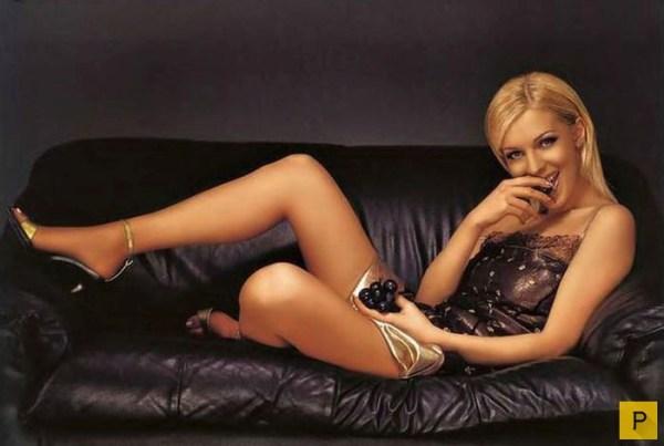 Наталья Ветлицкая в журнале Playboy Russia, 2000 год (6 фото)