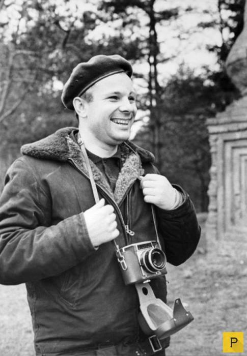 9 марта - день рождения Юрия Гагарина (16 фото)
