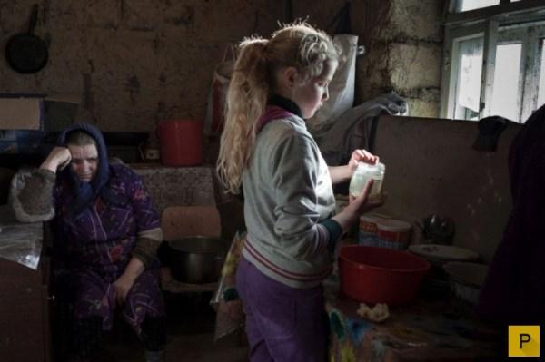 Дети Молдовы, чьи родители уехали на заработки в Европу ...