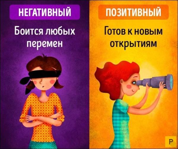 Два противоположных взгляда на мир (12 фото)