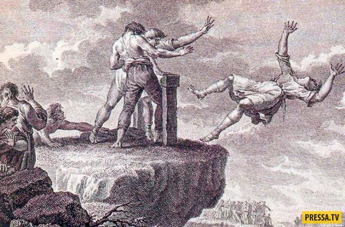 Секс в древнем риме наказание