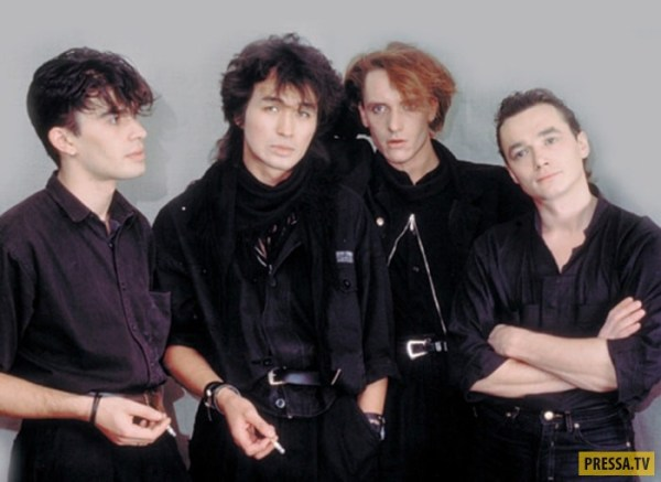 """Феномен 1980-х - группа """"Кино"""" (16 фото + 2 видео)"""