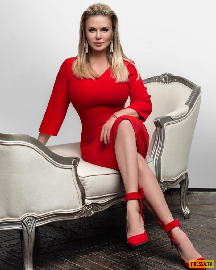 Постройневшая Анна Семенович восхитила фанатов (2 фото)