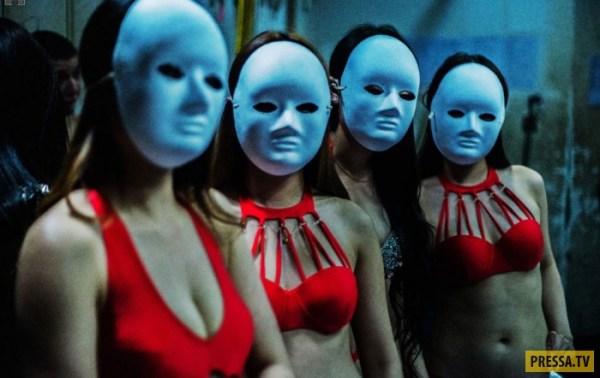 Закулисье ночных будней девушек работающих в китайском ...