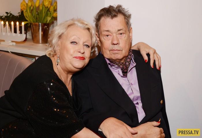 Николай Караченцов и Людмила Поргина: на что способна любовь (17 фото + видео)