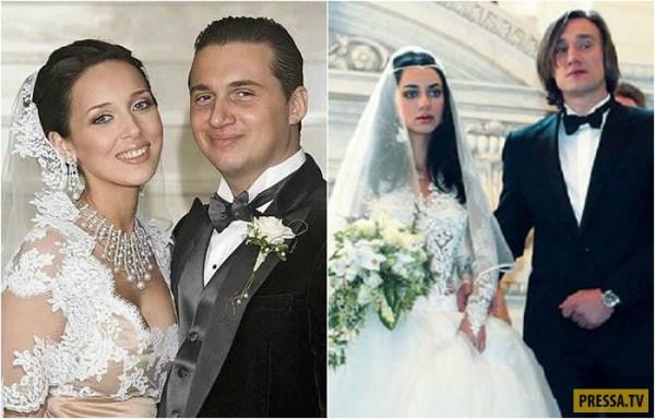 Эксклюзивные фотографии свадеб российских знаменитостей ...