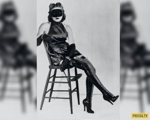Эти эротические черно-белые фотографии вряд ли покажут в ...