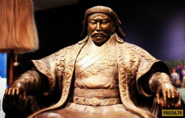 Страницы истории: Все самое интересное о Чингисхане (11 ...