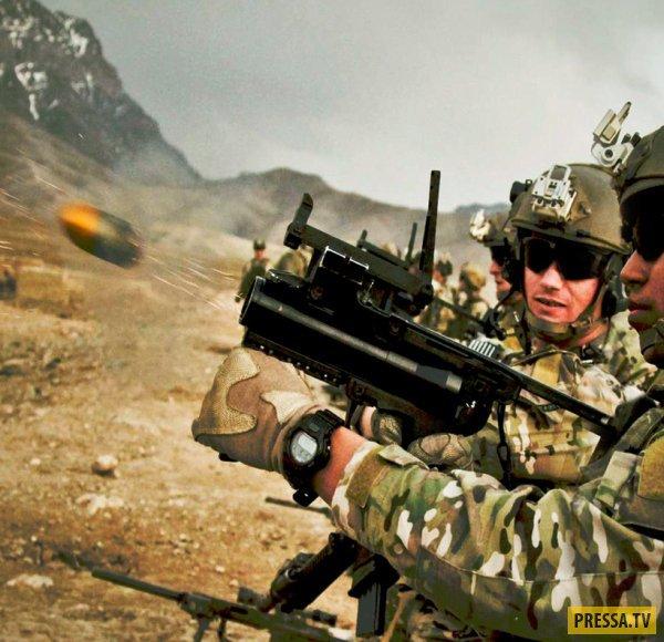 Прикольные фотографии из армии США (100 фото)