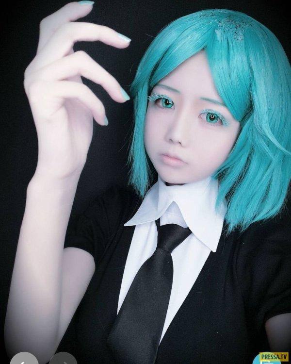 Loluuuuuu - косплеерша из Китая с кукольной внешностью (15 ...