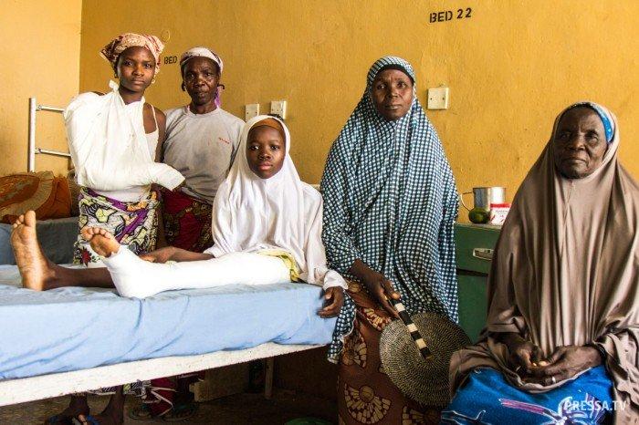 Upoznavanje muslimanske djevojke u Nigeriji