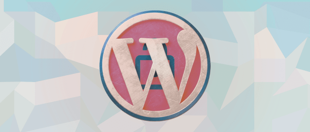 An abstract representation of WordPress security