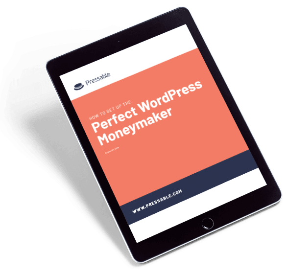 Perfect WordPress Moneymaker eBook