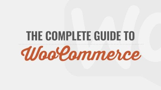 The complete guide to WooCommerce course
