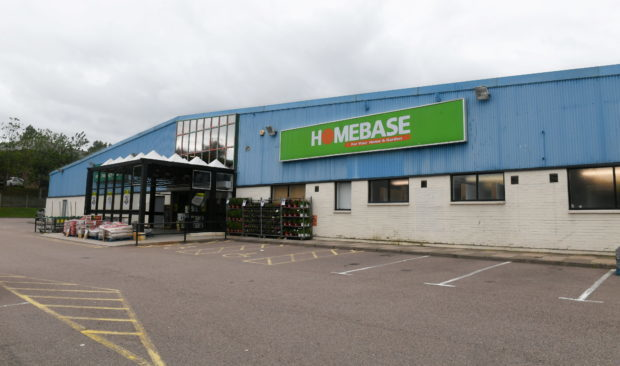 Jobs At Risk As Aberdeen And Inverness Homebase Stores