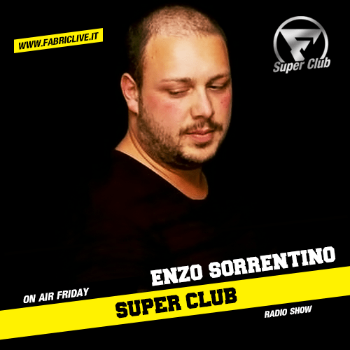 SUPER CLUB – ENZO SORRENTINO