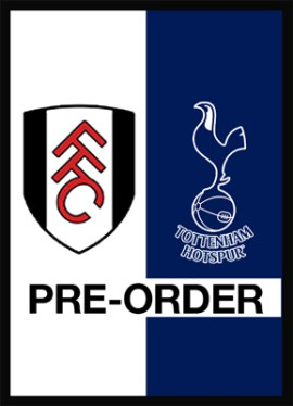 Pre-order Fulham v Tottenham Hotspur official matchday programme