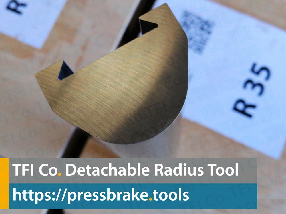 radius insert, detachable, , bystronic,tfico, machine, tools, special ,tooling, punch, metal working, minsk, belarus, uae, cnc,press brake machine, bending, sheet , 3p,