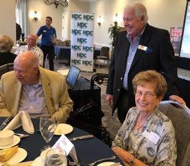 Don Weinert, Mark Young, Suzi's Aunt Jean Bardonner