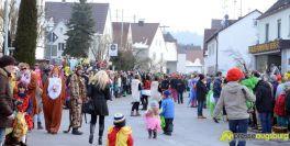 Tausende waren wieder nach Welden gekommen. | Archivfoto: Dominik Mesch