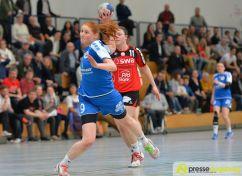 20160302_tsv_mainz_005 Haunstetter Zweitliga-Handballerinnen verlieren auch gegen Mainz Bildergalerien Handball News News Sport FSG Mainz 05/Budenheim TSV Haunstetten Handball |Presse Augsburg
