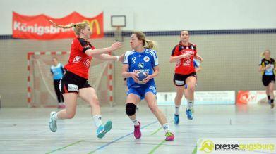 20160302_tsv_mainz_007 Haunstetter Zweitliga-Handballerinnen verlieren auch gegen Mainz Bildergalerien Handball News News Sport FSG Mainz 05/Budenheim TSV Haunstetten Handball |Presse Augsburg
