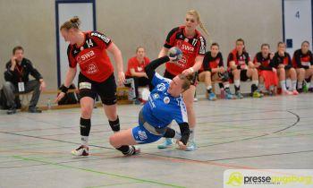 20160302_tsv_mainz_025 Haunstetter Zweitliga-Handballerinnen verlieren auch gegen Mainz Bildergalerien Handball News News Sport FSG Mainz 05/Budenheim TSV Haunstetten Handball |Presse Augsburg