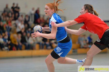 DSC_1233 Haunstetter Zweitliga-Handballerinnen verlieren auch gegen Mainz Bildergalerien Handball News News Sport FSG Mainz 05/Budenheim TSV Haunstetten Handball |Presse Augsburg