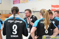 170408_TSVH_THI_024 Ein großer Wurf | TSV Haunstetten Handball sichert sich wichtige Punkte im Abstiegskampf Augsburg Stadt Handball News News Sport FSG Mainz 05/Budenheim TSV Haunstetten Handball |Presse Augsburg