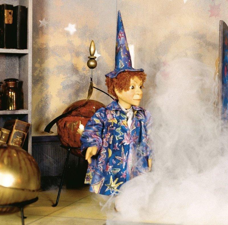 Zauberer Schmollo