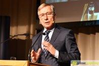 Der ehemalige Wirtschaftminister Clement sprach in Augsburg | Foto: Wolfgang Czech