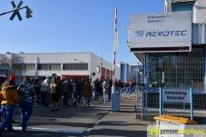 Premium Aerotec in Haunstetten ist von den Problemen bei Airbus besonders betroffen | Foto: Wolfgang Czech