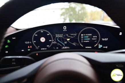 Image22 Verdienter Sieger |Der Porsche Taycan Turbo im Presse Augsburg-Test Bildergalerien Freizeit News Newsletter Technik & Gadgets ad Porsche Taycan Taycan Turbo Test |Presse Augsburg