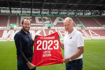 Lengthy-term sponsor stays with FC Augsburg
