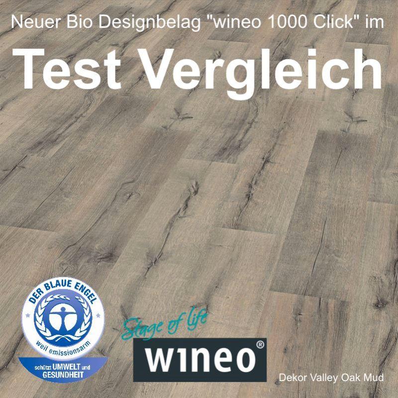 Bioboden Designbelag mit Klicksystem im Test Preis Vergleich