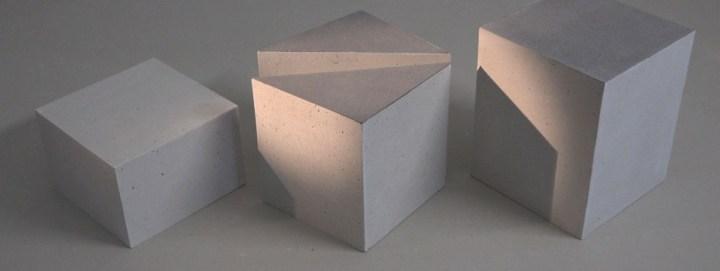 Flexibler Beton für Messebau und Events : Bau von Möbeln Sockeln Inneneinrichtung Wandverkleidung Messeboden