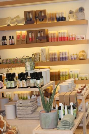 Neueroeffnung Gruene Erde-Store Linz
