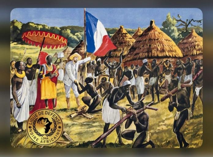 COLONISATION EUROPÉENNE & FRANÇAISE