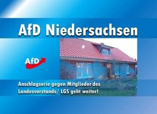 Foto/Quelle Screenshot http://afd-niedersachsen.de/anschlagserie-gegen-loyale-mitglieder-des-landesvorstands-geht-weiter
