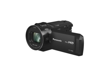 "Panasonic Camcorder V808. Quelle: ""obs/Panasonic Deutschland"""