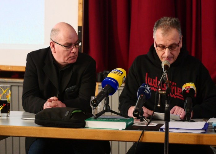 Thomas Henning und Norbert Rank