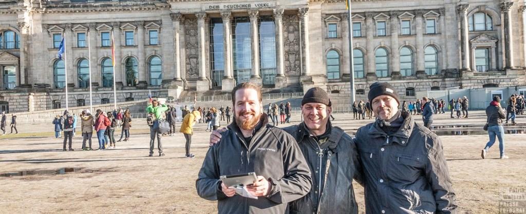 Pressefotograf Dortmund Bericht über das Kuttenverbot Berlin