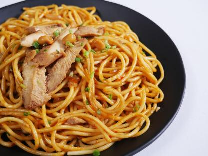Asian Spicy Pasta for P89.00