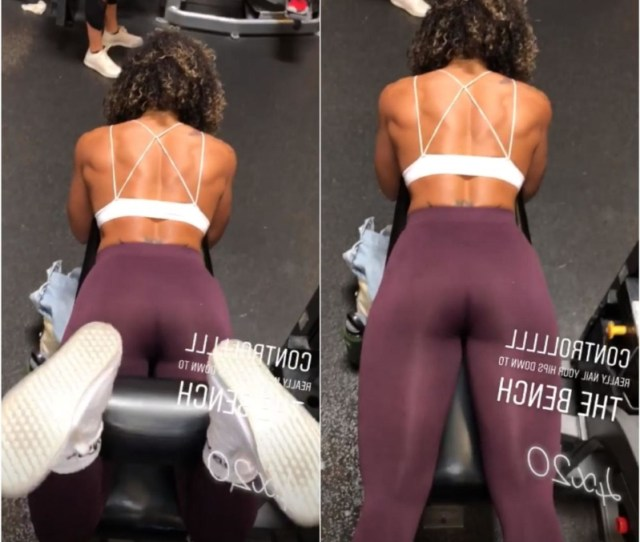 Kim Kardashians Trainer Shares  Moves That Will Transform Your Legs And Butt