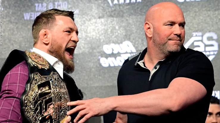 Sport: Conor McGregor: UFC star 'will fight again', says ...
