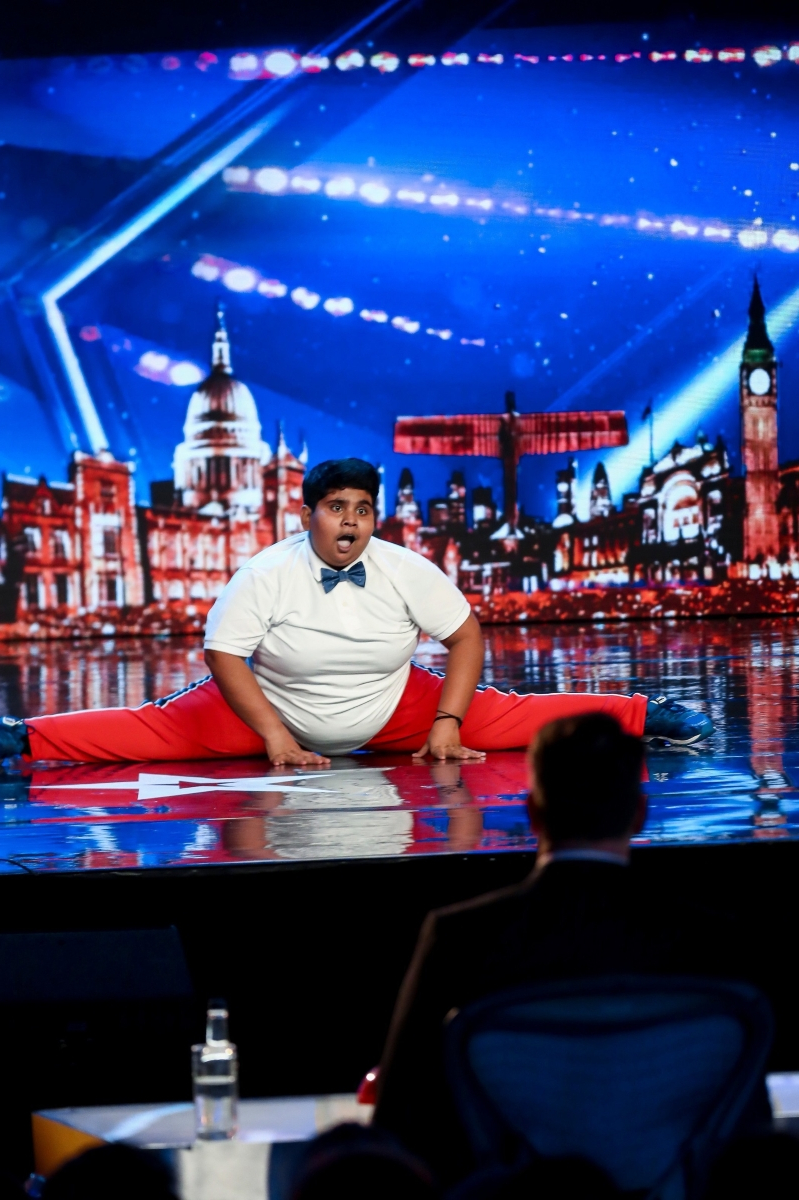 Entertainment: Britain's Got Talent: Ant And Dec Use ...